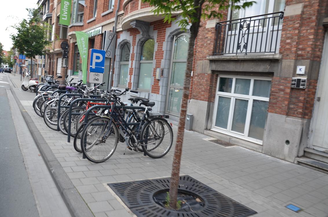 Arceaux à Louvain