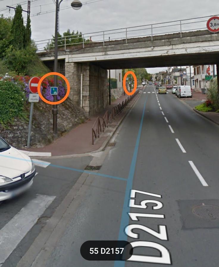 Voie verte pont de Tours Saint-Jean-de-la-Ruelle