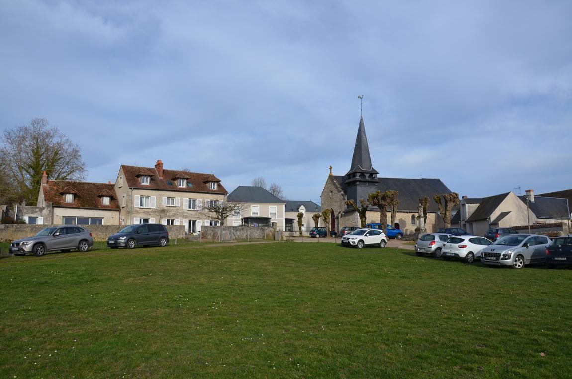 église de Combleux